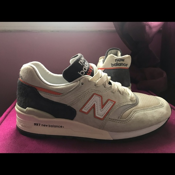 Infos für erstklassig Top Marken Limited edition: Made in USA New Balance sneakers